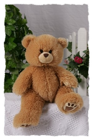 unstuffed teddy bear kit